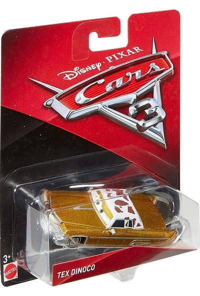 Cars 3 Tekli Karakter Araç DXV29-FJH97