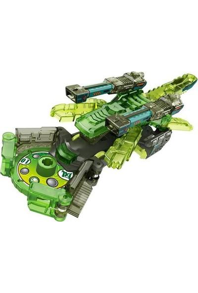 Optimorphs Combat Bataklık Timsahı 3D Dönüşen Araç 101683125
