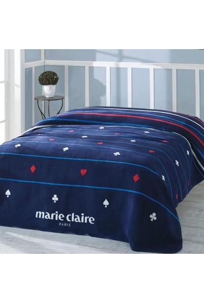 Marie Claire Çift Kişilik Battaniye 200X220 Cm Carte Multi