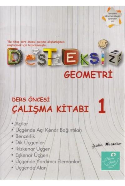 Kartezyen Desteksiz Geometri:Ders Öncesi Çalışma Kitabı 1 - Şahin Aksankur