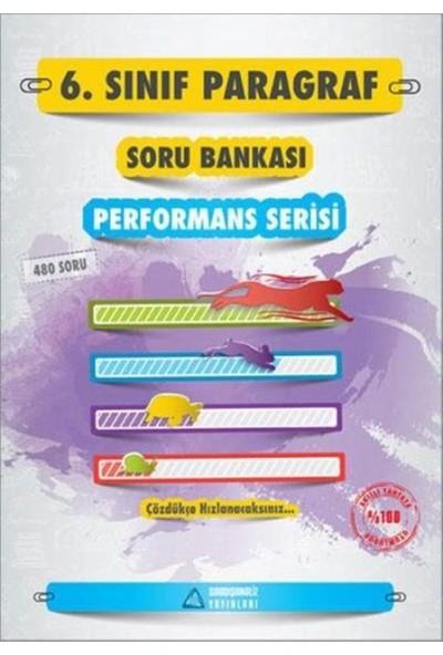 Sıradışıanaliz 6. Sınıf Paragraf Soru Bankası :Performans Serisi - Vedat Arslan