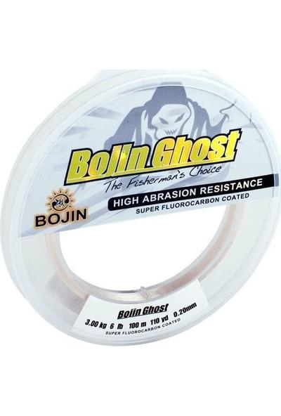 Bojin GHOST Fluorocarbon 15 Lb 100 m. 0.30 mm.