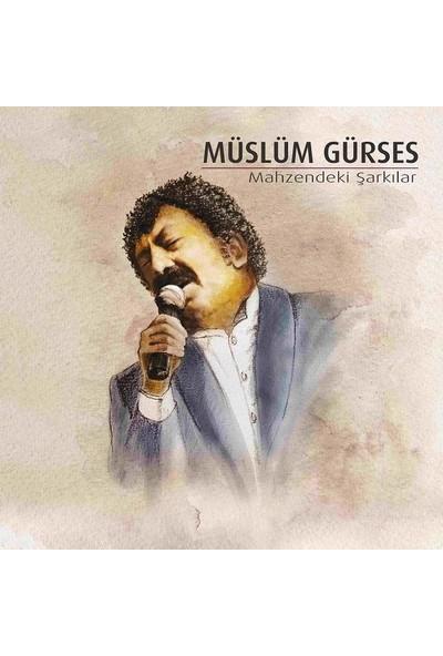 Müslüm Gürses - Mahzendeki Şarkılar CD