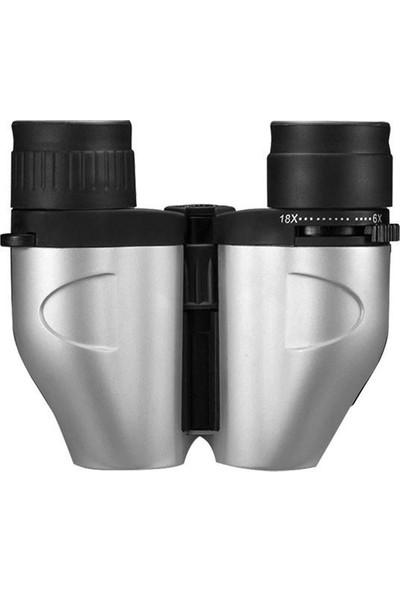 Barska Compact Porro 6-18x21 Dürbün Blue Lens