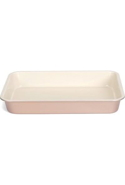 Patisse Seramik Kek Ve Pasta Tepsisi 35 Cm