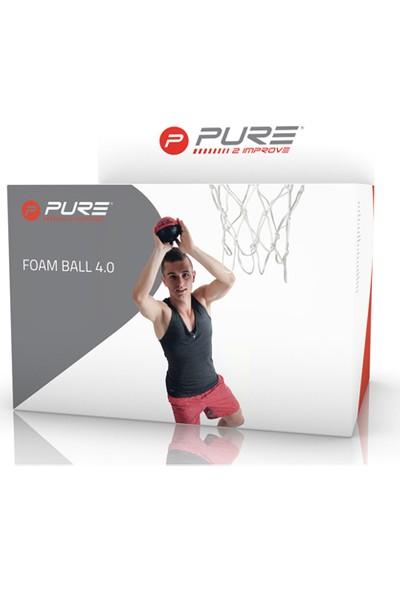 Pure P2I100390 Köpük Mini Basketbol Topu