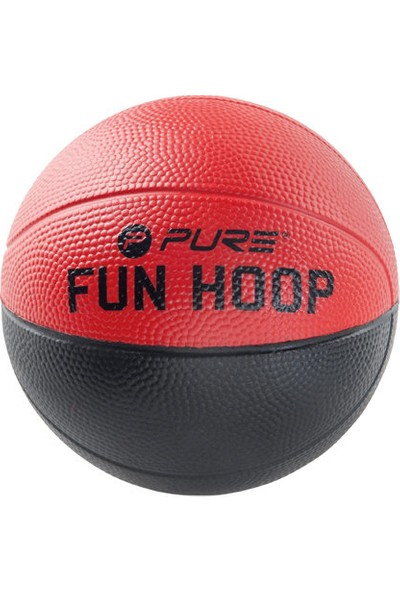 Pure P2I100400 Fun Hoop Köpük Mini Basketbol Topu