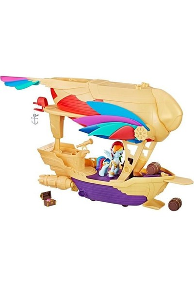 My Little Pony Rainbow Dash'in Korsan Gemisi C1059