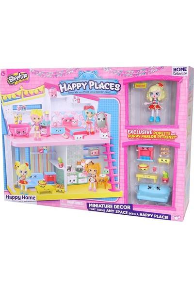 Shopkins Cicibiciler Happy Places Oyuncak Set