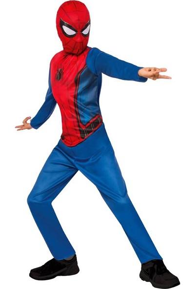 Rubies Örümcek Adam Spider-Man Çocuk Kostümü 6 - 9 Yaş