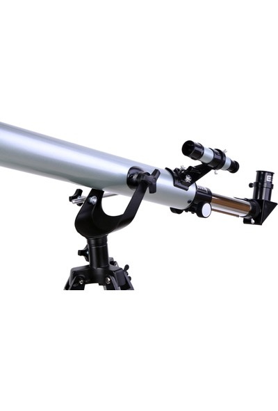 Zoomex 60F700TX Astronomik Teleskop 350X Büyütme - Taşıma Çantası HEDİYELİ - Eğitici ve Öğretici