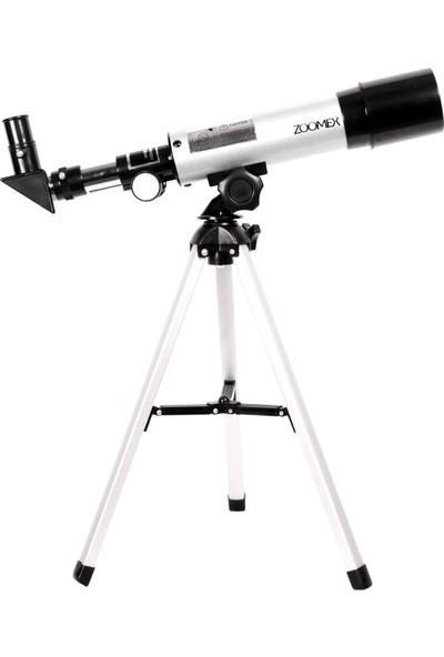 Zoomex F36050TX Teleskop 90X Büyütme - Taşıma Çantası HEDİYELİ - Eğitici ve Öğretici
