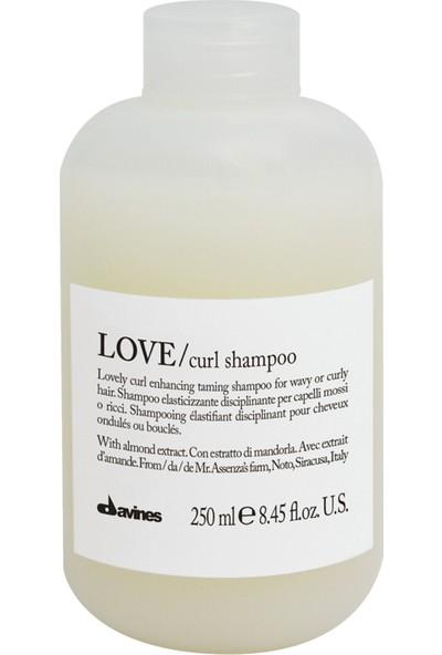 Davines Love Curl Dalgalı Saçlar İçin Bakım Şampuanı 250 Ml