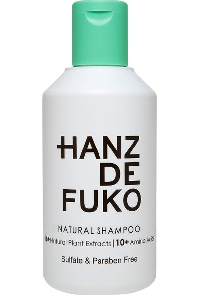 Hanz De Fuko Natural Şampuan 237 Ml