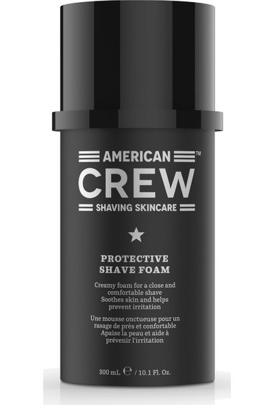 American Crew Protective Shave Foam 300 Ml