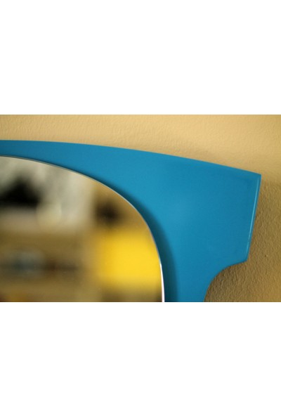Gibi Design Raymond Mavi Gözlük Ayna