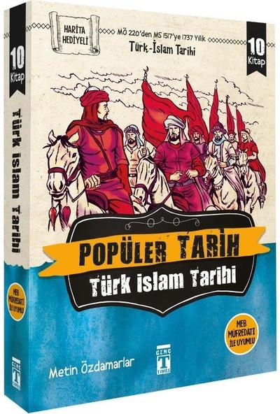 Popüler Tarih-Türk İslam Tarihi (10 Kitap)-Metin Özdamarlar