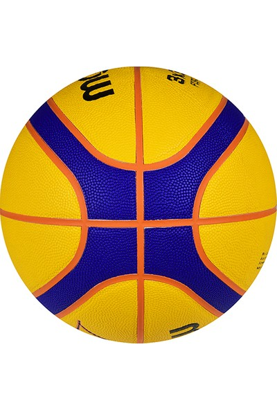 Molten B33T5000 FIBA Onaylı Deri 7 No Streetball Topu