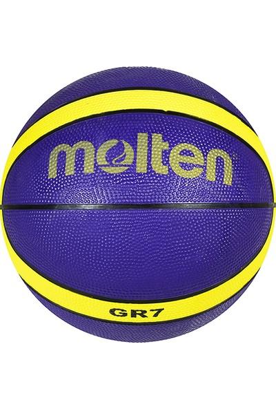 Molten BGR7VY FIBA Onaylı Kauçuk 7 No Basketbol Topu