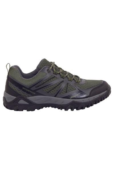 Uhlsport 1201608 Essen Koşu Ayakkabısı Gri - Haki