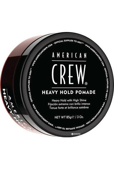 American Crew Heavy Hold Pomade Sert Saç Şekillendirici 85 Gr