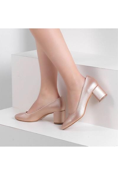 Pembe Potin Frida Roz Kadın Ayakkabı