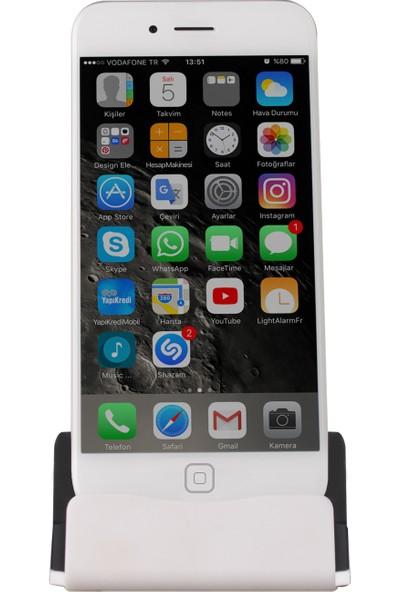 Petrix PFK66776İ iPhone uyumlu Dock Şarj & Data İstasyonu