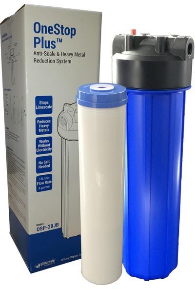 Global Water Solutions Kireç Önleyici Sistem / Bağlantılı (OneStop Plus)