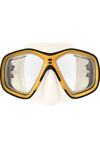 Amphibian Pro Resort Set (Maske + Şnokel + Çanta)