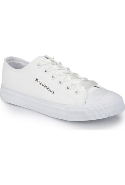 Lumberjack Soho Beyaz Kadın Sneaker
