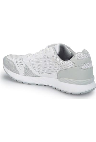 Lumberjack Vendor Beyaz Erkek Sneaker