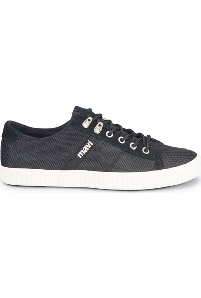 Mavi Flor Siyah Erkek Sneaker