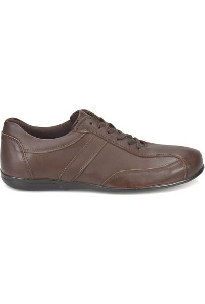 Oxide Mkm-490 Kahverengi Erkek Deri Ayakkabı