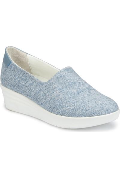 Polaris 81.111305.Z Mavi Kadın Basic Comfort