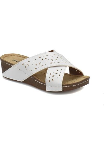 Polaris 81.155681.Z Beyaz Kadın Basic Comfort