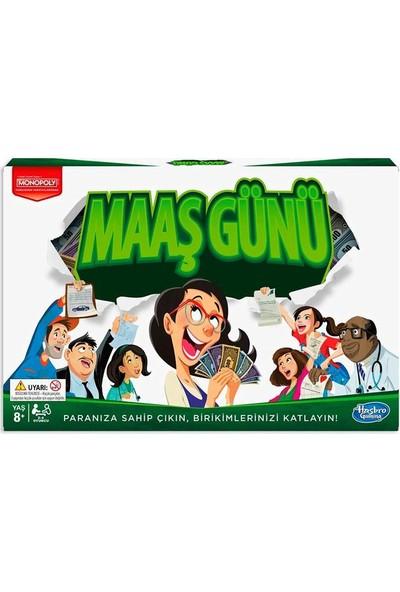 Hasbro Gaming Monopoly Maaş Günü