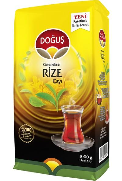 Doğuş Rize Sarı Çay 1 Kg