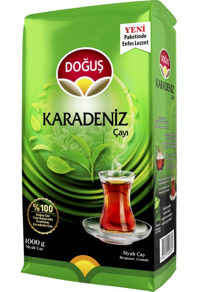 Doğuş Karadeniz Çayı 1000 gram
