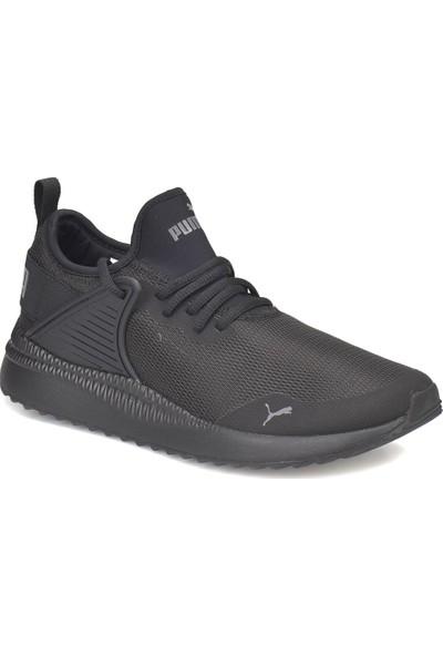 Puma Pacer Next Cage Siyah Erkek Sneaker Ayakkabı