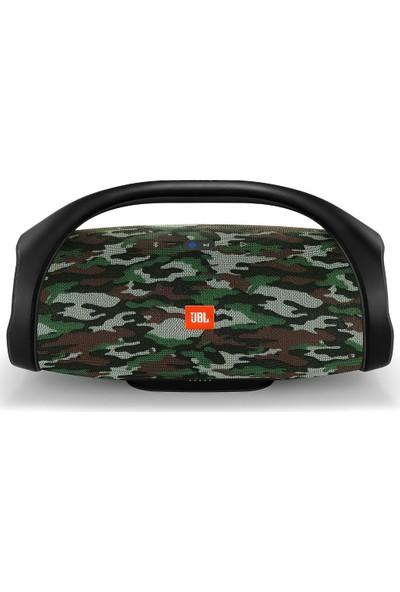 JBL Boombox Squad Bluetooth Hoparlör Kamuflaj