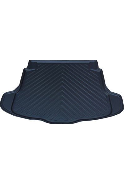 SelectedFit Nissan Qashqai 3D Bagaj Havuzu 2014-Sonrası Tekna-Platinium-Black Edition