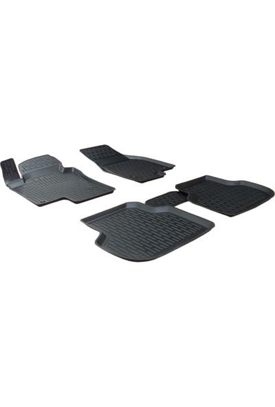 SelectedFit Ford Connect 3D Havuzlu Paspas 2015-Sonrası