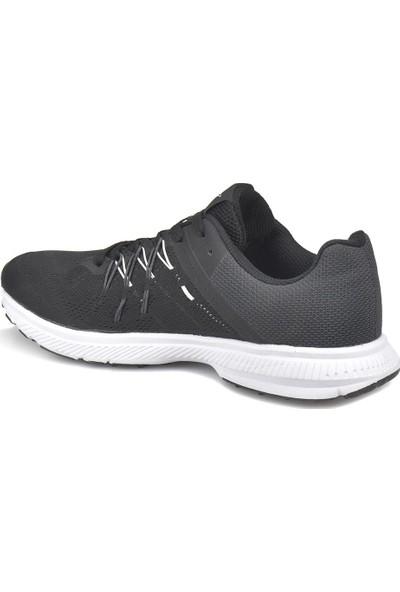 Kinetix Navaro Siyah Beyaz Koyu Gri Erkek Koşu Ayakkabısı
