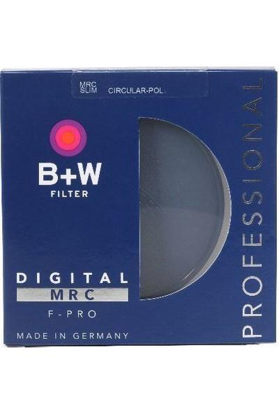 B+W 72mm S03M MRC SLİM CPL Polarize Filtre