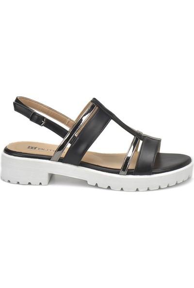 Butigo 18S-050 Siyah Kadın Sandalet