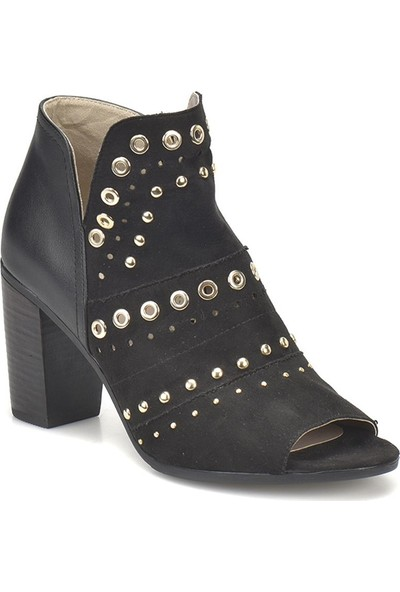 Butigo 18S-526 Siyah Kadın Ayakkabı