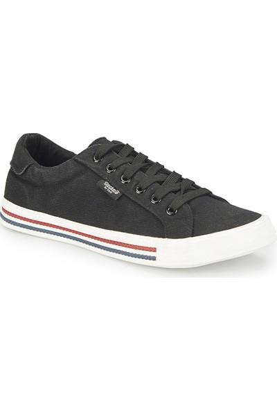 Dockers By Gerli 224554 Siyah Erkek Sneaker