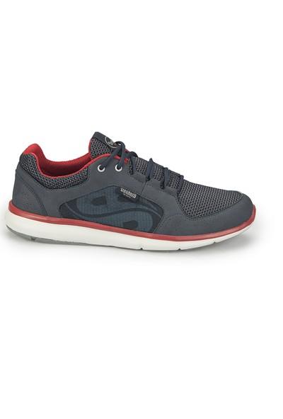 Dockers By Gerli 224756 Lacivert Kırmızı Erkek Sneaker