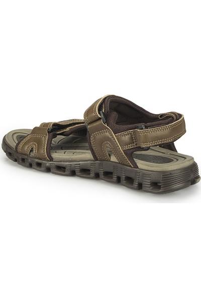 Dockers By Gerli 224757 Kum Rengi Erkek Sandalet