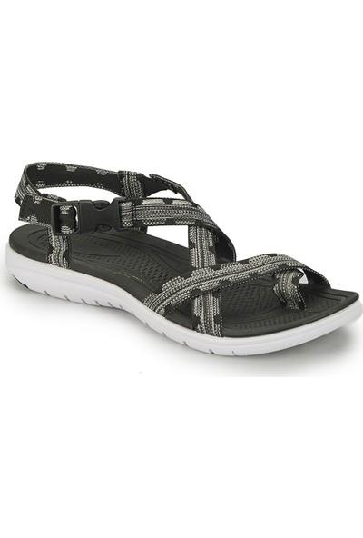 Dockers By Gerli 224904 Siyah Kadın Sandalet